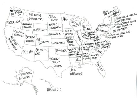 united states test map we asked brits to label the united states again because