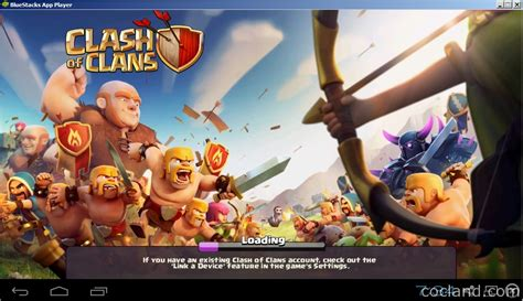 how to upgrade players in clash of clans play clash of clans on pc with bluestacks coc land