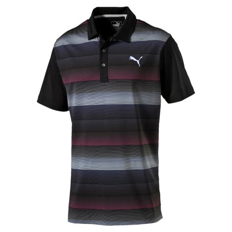 Kaos Polo Shirt Adidas All Collor road map golf polo shirt in black for lyst