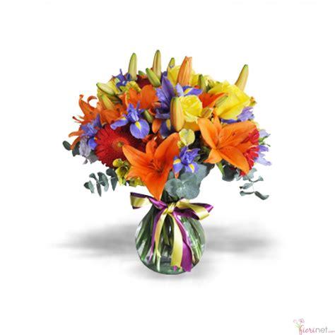arreglos florales en floreros de vidrio flores fiorinet 174 florerias quot arreglo primaveral en