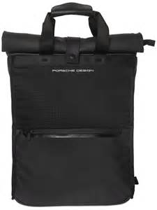 Porsche Design Backpack Porsche Design Water Resistant Leather Backpack In