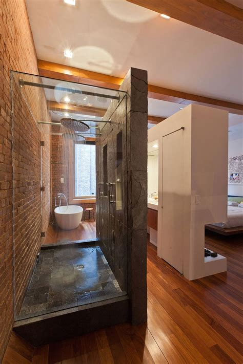 new bathroom shower loft in noho new york city by jendretzki