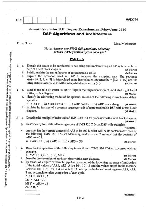 Mba 3rd Sem Question Papers Vtu by Vtu Question Papers 7th Sem Ece Pdf 2018 2019 Studychacha