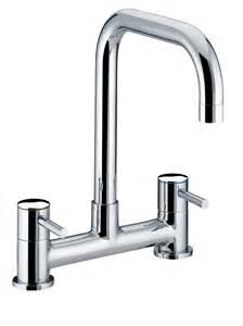 Kitchen Taps Bristan Torre Deck Sink Mixer Tap Chrome Todsmc