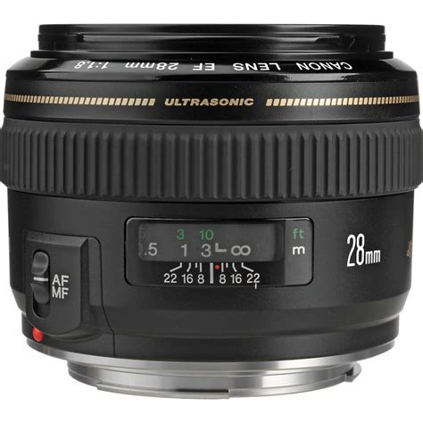 Canon Lensa Ef 28mm F 1 8 Usm lens canon ef 28mm f 1 8 chuy 234 n nghiệp gi 225 rẻ zshop vn