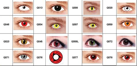 contact lense colors newest arrived colored contact lens with different colors