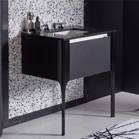 robern bathroom vanities balletto collection 15 h single drawer bathroom vanity