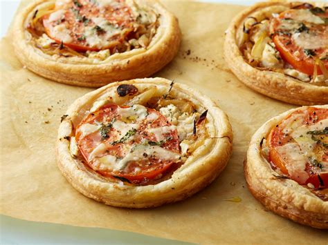 tomato tart ina garten tomato and goat cheese tarts recipe ina garten food