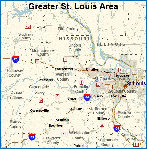 St Louis County Property Records St Louis Real Estate And Market Trends Helpful Investing
