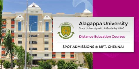 Alagappa Mba Result by Alagappa Of Madras Study Centre