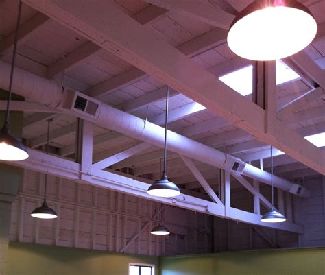 Exposed Ceiling Lighting Oddyssea Explore Create Discover In Half Moon Bay California