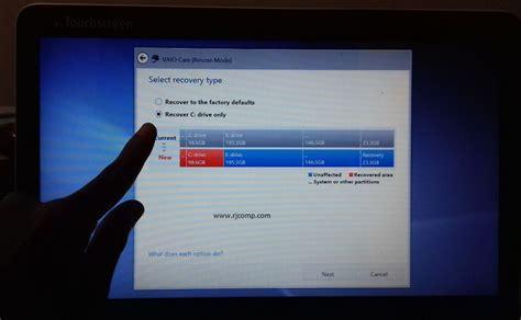 format ulang laptop cara recovery windows 8 di laptop sony vaio tempat