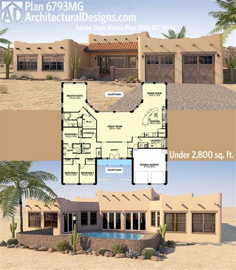 adobe style home plans 25 best ideas about adobe house on adobe