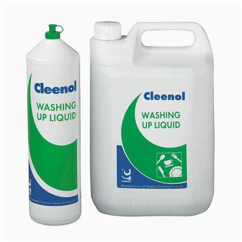 Sweepol Dish Wash 5l cleenol washing up liquid bottle 1 litre octer 163 3 42