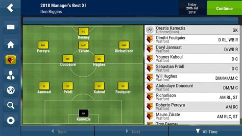 free mobile football football manager mobile 2018 android apps on play