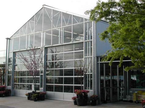 Greenhouse Garage by Nexus Greenhouse Systems Overhead Doors