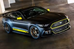 Ford Horsepower Ford Racing To Tune 2015 Ford Mustang Ecoboost Practical