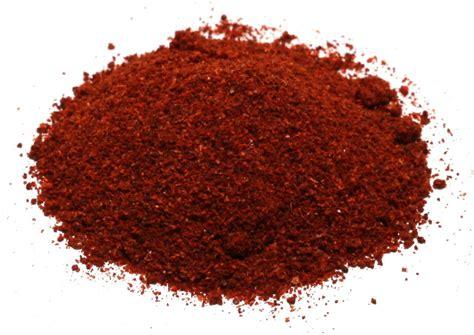 california chile powder
