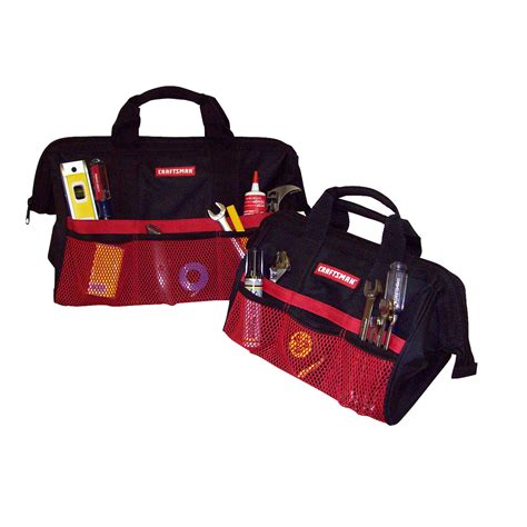 craftsman tool bag combo never lose another tool at sears