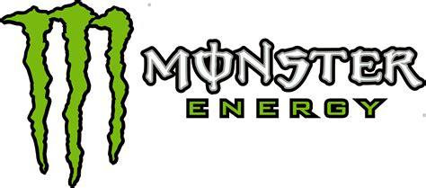 Monster Logo Aufkleber by Logo Monster Energy Png Clipart Best