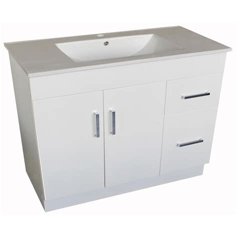 Sydney Vanity by Sydney Vanity 900mm White Bunnings Warehouse