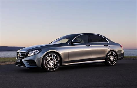 Mercedes E Klasse 2019 by 2019 Mercedes E Class Announced In Australia E 53