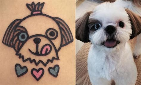 boo tattoo bandung this korean tattooist turns your pet into the most