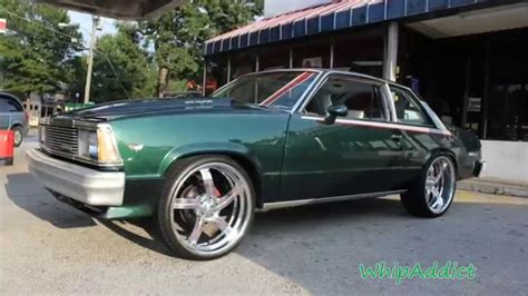 81 chevy malibu for sale whipaddict 81 chevrolet malibu ss on bonspeed sweep 22s