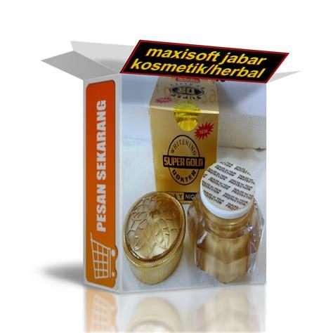 Pemutih Dr Gold dr gold jumbo spf 30 kosmetik herbal murah