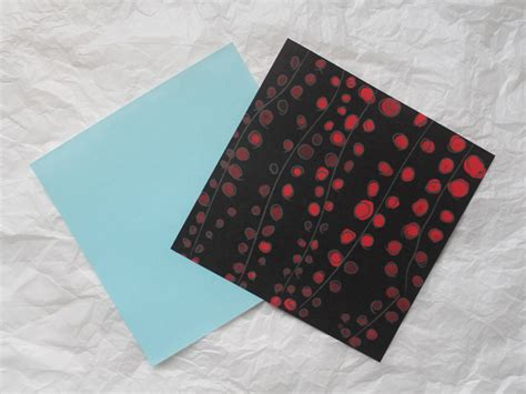 Origami Paper Supplies - origami wrapping for gift cards and notes loulou