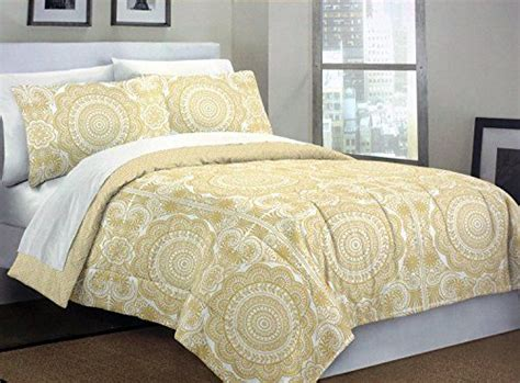 yellow damask comforter cynthia rowley 3pc full queen duvet cover set paisley