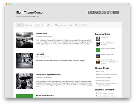 bootstrap themes gpl best free wordpress themes built with bootstrap free