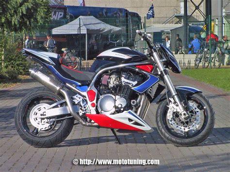 Suzuki Bandit 1200 Tuning Harrycane Moto Tuning