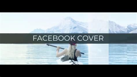 facebook cover video motionarray
