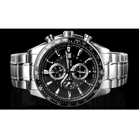 Jam Tangan Bandung Wanita Bregenz Stainless Waterrsistant Skmei skmei jam tangan analog pria 0980 black