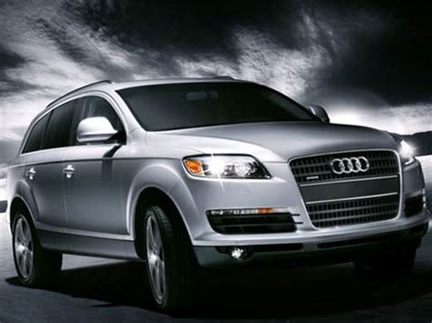 blue book used cars values 2008 audi q7 regenerative braking 2009 audi q7 pricing ratings reviews kelley blue book
