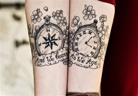 couple tattoo music couple tattoos for music lovers brand new guff