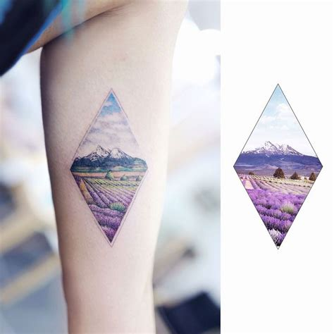 lavender tattoo best 25 lavender ideas on delicate
