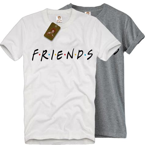 T Shirt D T F friends shirt friends t shirt logo 90 s tv show