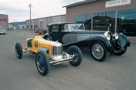 vintage bugatti race car 1931 bugatti royale 1927 miller 91 race car in 1975