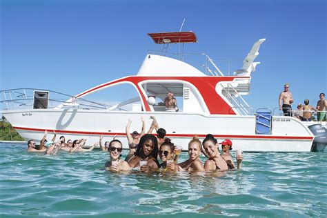 party boat tours party boat snorkel punta cana world green travel