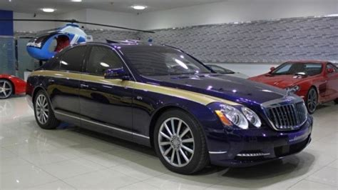 buy a maybach 57 s with zero