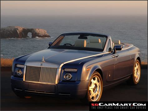 rolls royce phantom v 2 door touring coupe motoburg