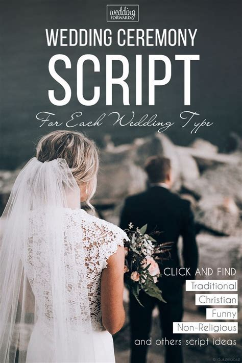 Stressed over the perfect wedding ceremony script? Don?t
