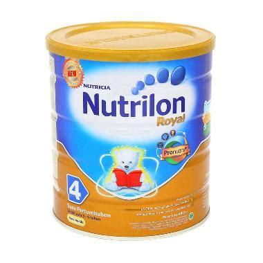 Nutrilon 3 Vanila 800 Gr Tin jual formula makanan bayi nutrilon harga