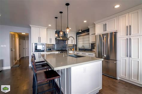 bulb edison kitchen transitional with complete home