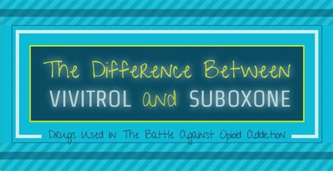 Suboxzone Detox Ceters In Upstate Ny by The Difference Between Vivitrol And Suboxone