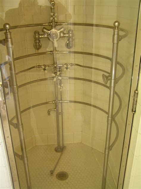 In The Shower by Pittock Mansion 187 Elaborate Shower In The Master Bathroom