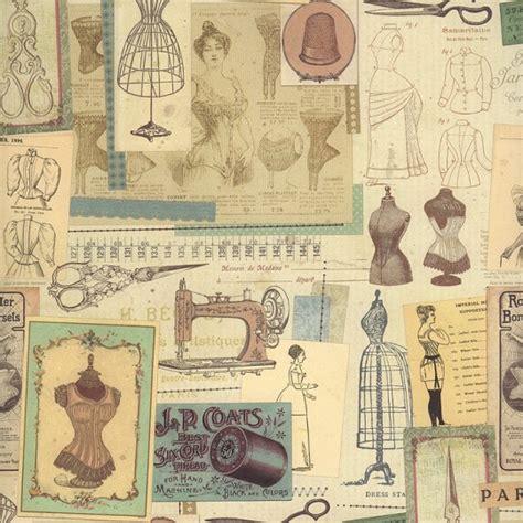 Italian Decoupage Paper - vintage parisian atelier collage italian paper kartos italy