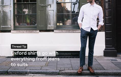 Oxford Shirt 05 what exactly is an oxford shirt tips thread